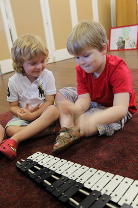 Pre-prep and Prep Music Classes
