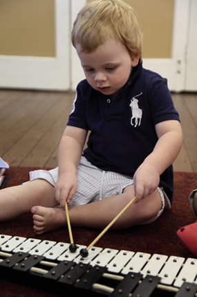 Music Masters Early Childhood Classes