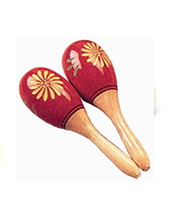 Buy Wooden Maraca instrument